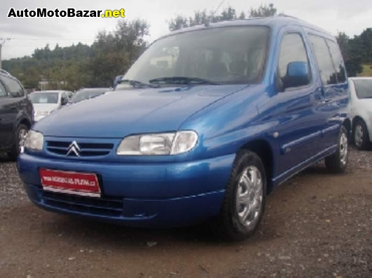 Citroën Berlingo 2.0HDi