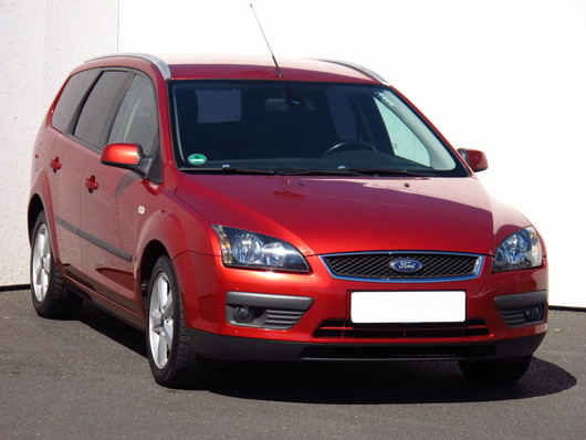 Ford Focus 1.6 TDCi 80 kW rok 2007