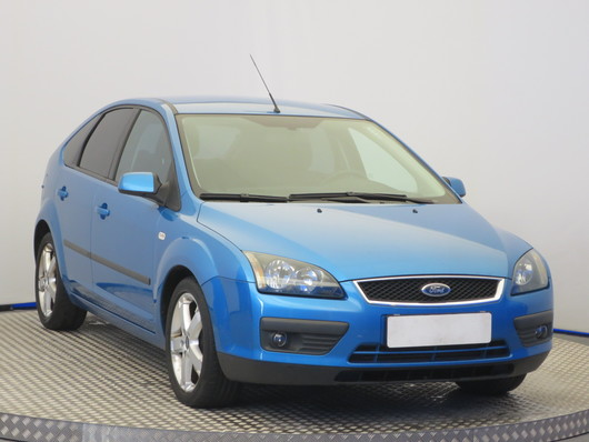 Ford Focus 2.0 TDCi 100 kW rok 2005