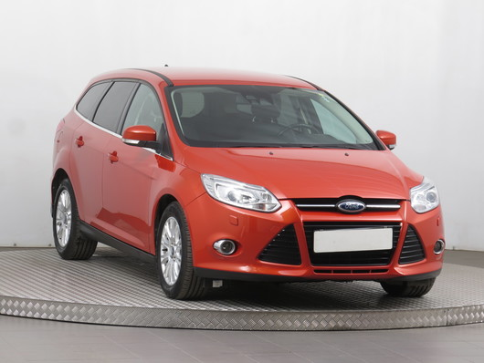 Ford Focus 2.0 TDCi 120 kW rok 2012