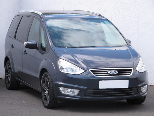 Ford Galaxy 2.0 TDCi 120 kW rok 2012