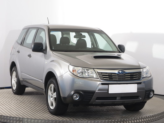 Subaru Forester 2.0 d 108 kW rok 2008