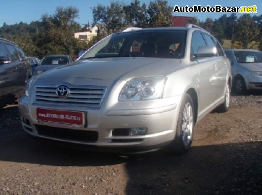 Toyota Avensis 2.0D