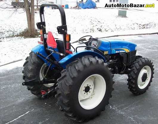 Traktor New Holland TT60A - 6200 EUR