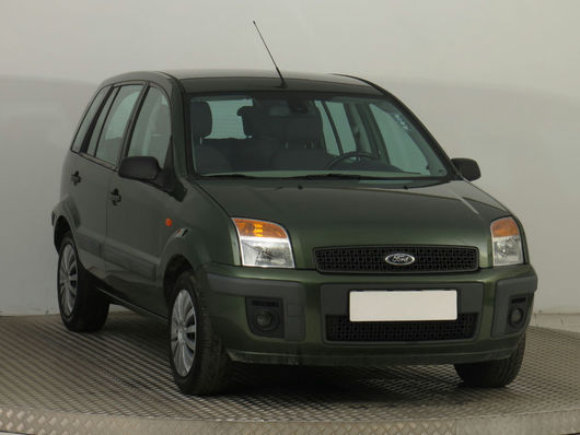 Ford Fusion 1.6 TDCi 66 kW rok 2006