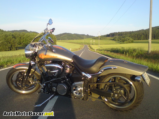 Yamaha Warrior XV1700